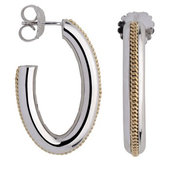 Medium Hoop Earring