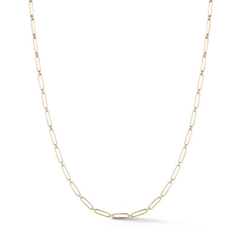 """Storrow Jewelry Lobster Clasp Chain Length 24"""""""