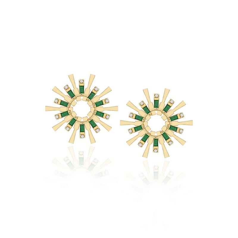 Carol Kauffmann Earrings Size Medium