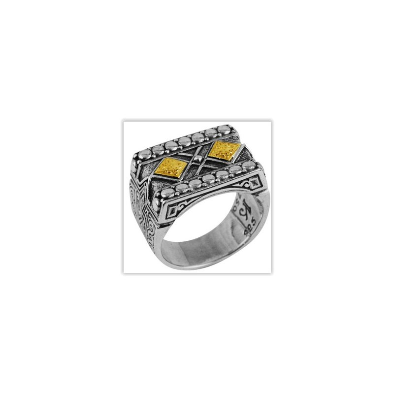 Konstantino Ring Size 11.5