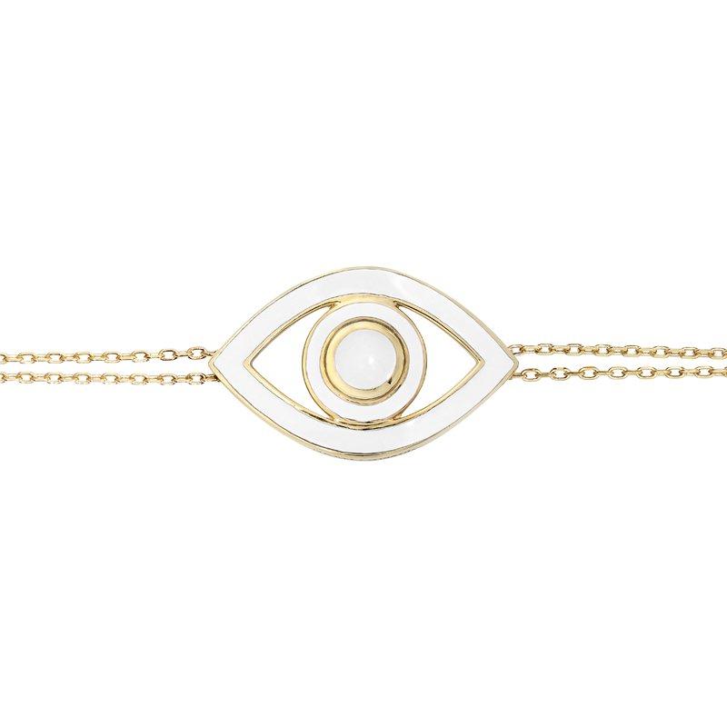 Netali Nissim Big Eye Bracelet