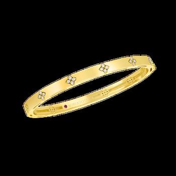Narrow Bangle Bracelet