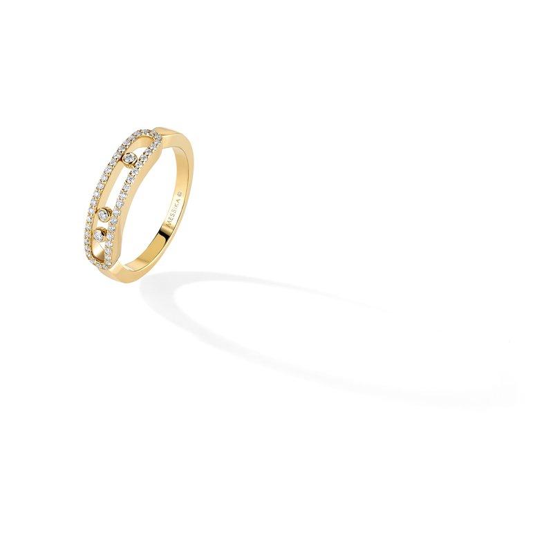 Messika Ring Size 6.25