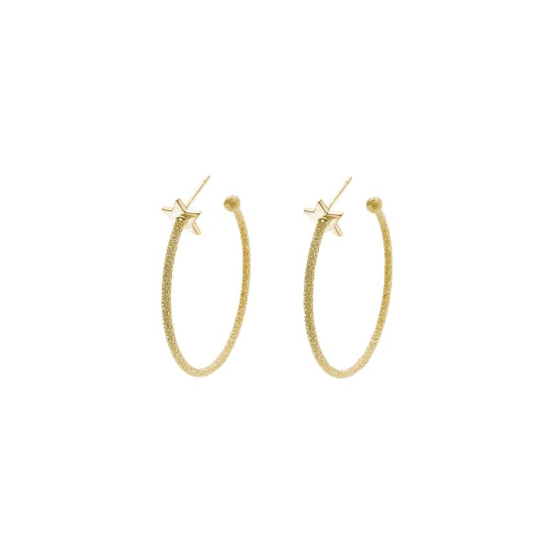 Carolina Bucci Small Hoop Earrings