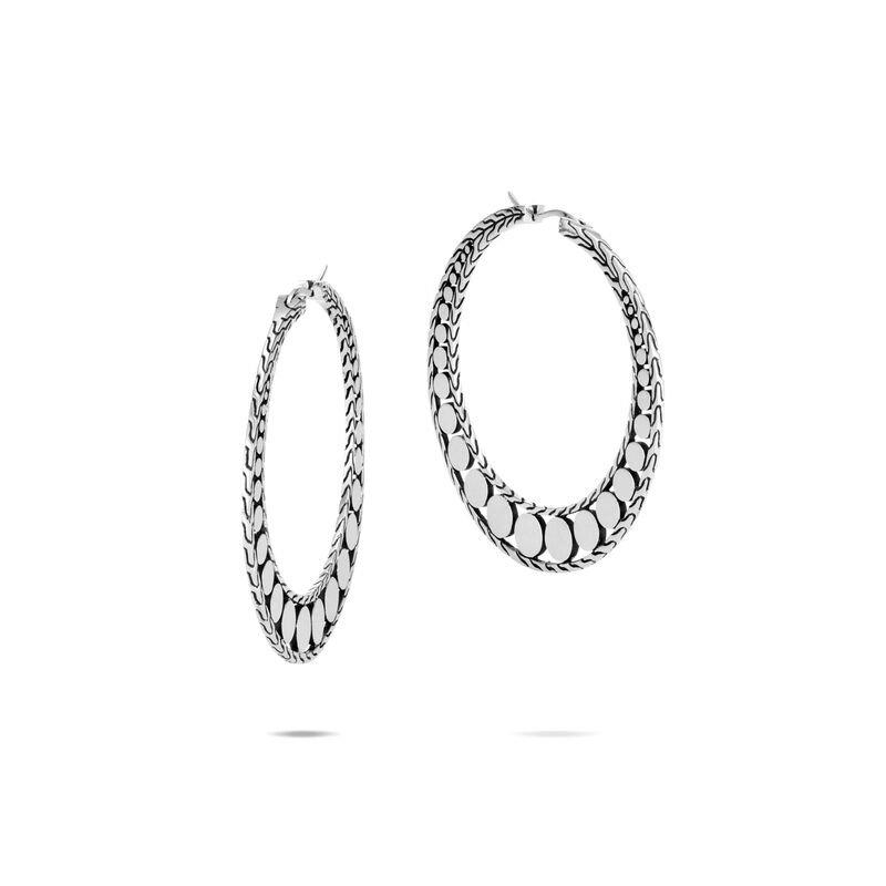 John Hardy Earrings Size Small Diameter 34mm