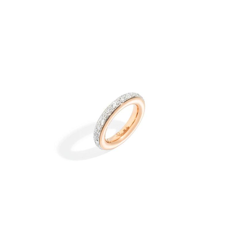 Pomellato Small Band Ring Size 7.25