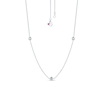 """Chain Necklace Adjustable 16""""To 18"""""""