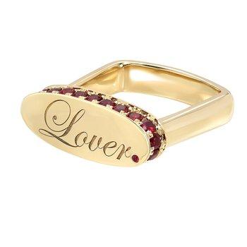 Signet Ring Size 7