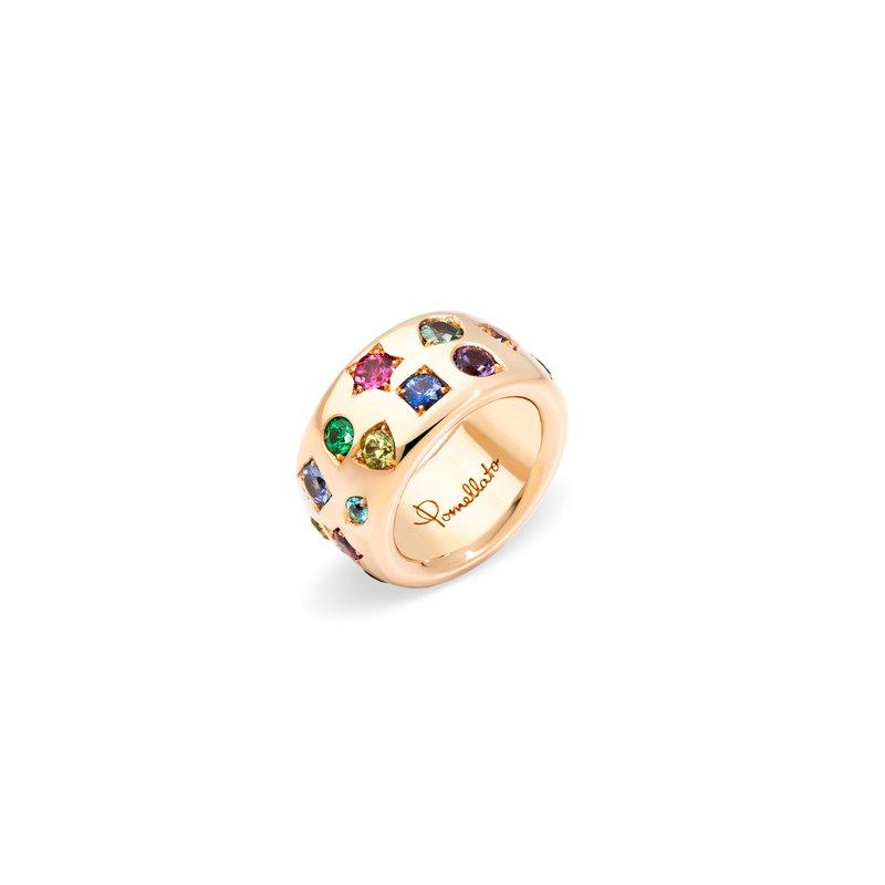 Pomellato Colour Ring Size 7 1/4