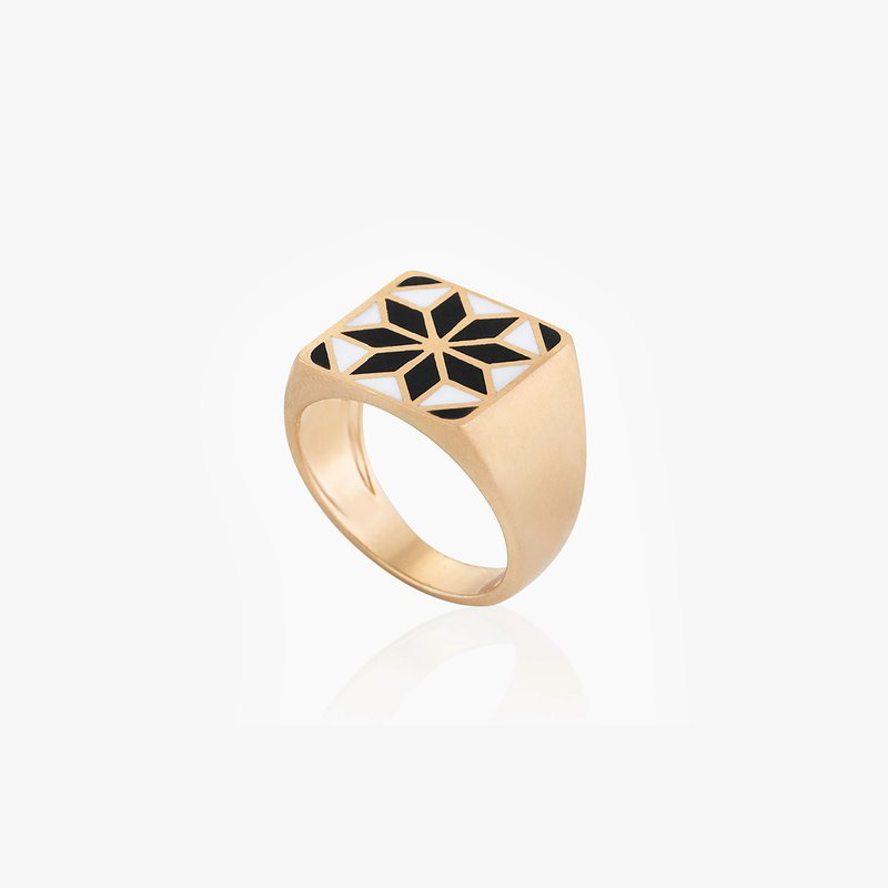 NADA GHAZAL Ring Size 10