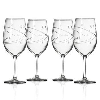 Wine Glass Set Of Four