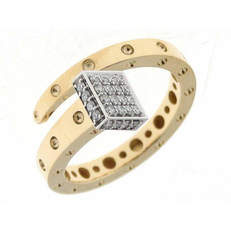 Roberto Coin Slim Ring Size 6.5