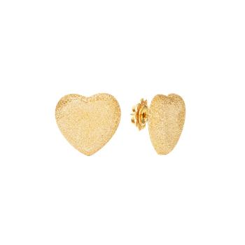 Heart Studs Earrings