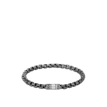 Box Chain Bracelet Size Small