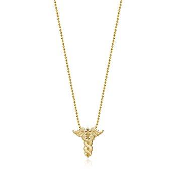 Caduceus Necklace