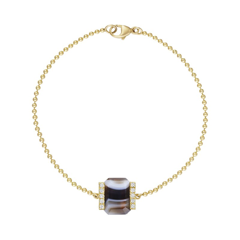"Doryn Wallach Bracelet Length 6.75"""