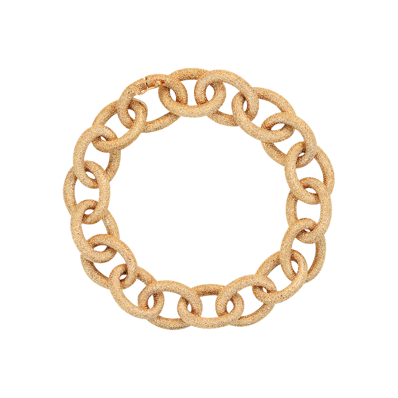 """Carolina Bucci Linkd Bracelet Length 7"""""""
