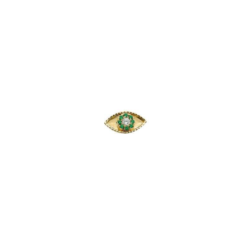 Robinson Pelham Single Stud Third Eye Earring
