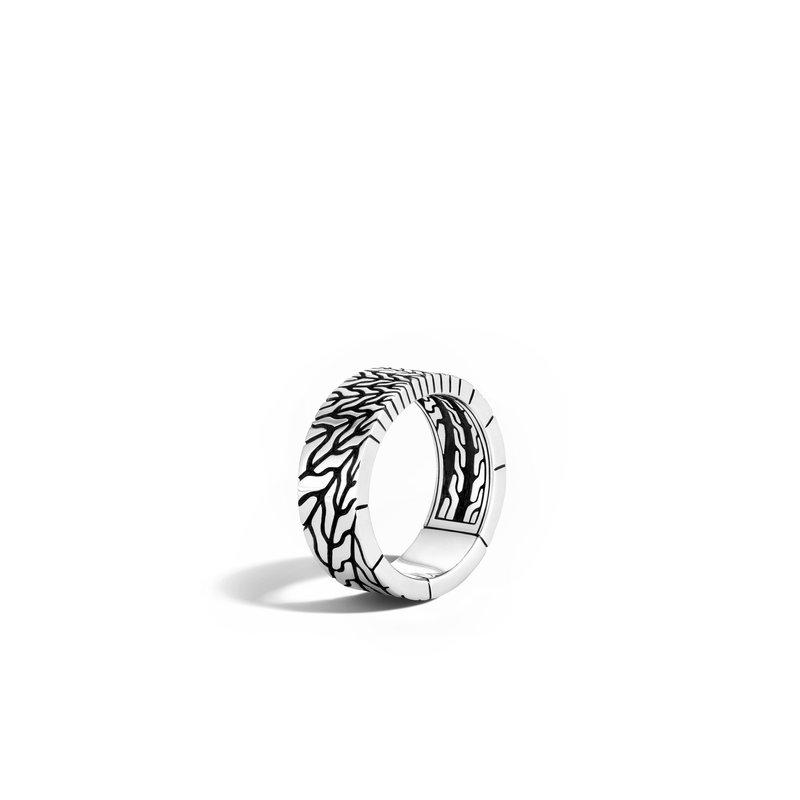 John Hardy Band Ring Size 11 9mm