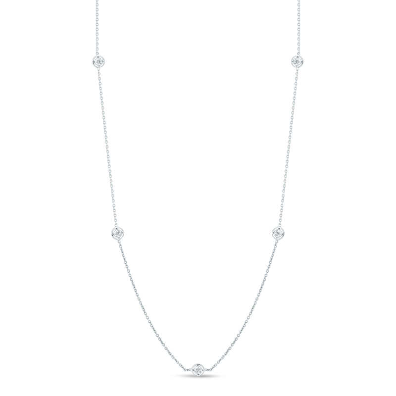 Roberto Coin Station Necklace 18' Length