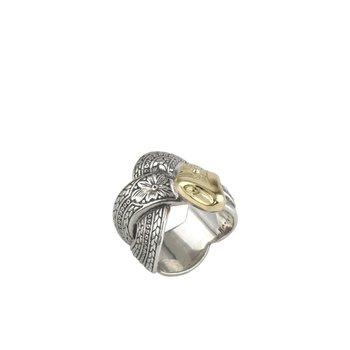 Men's Serpent Ring
