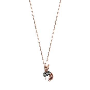 Midi Hummingbird Necklace