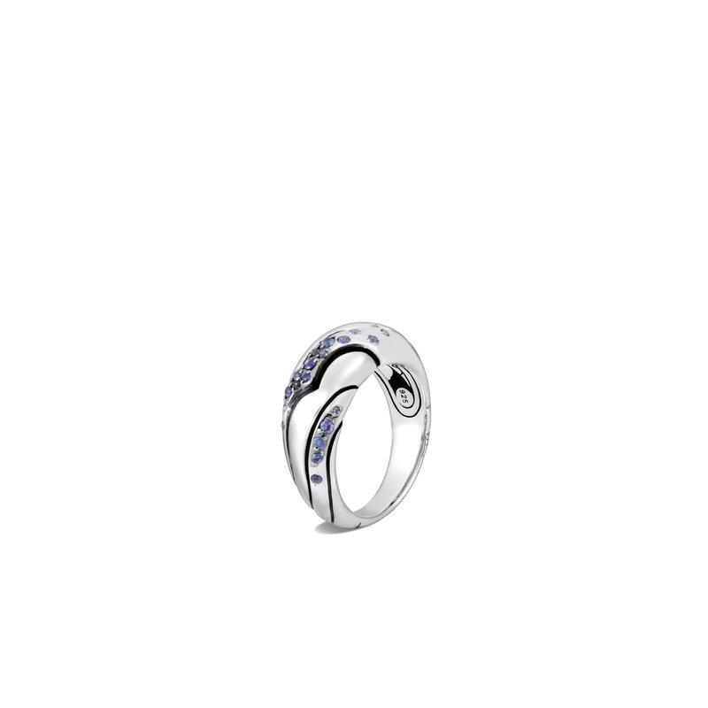 John Hardy Dome Ring Size 5