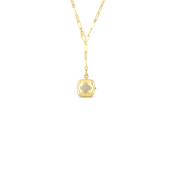 Locket Necklace 19 Inches