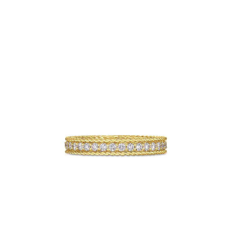 Roberto Coin Eternity Band Ring Size 61/2