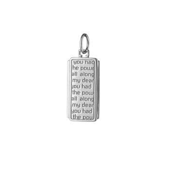 Dorothy Medallion Pendant