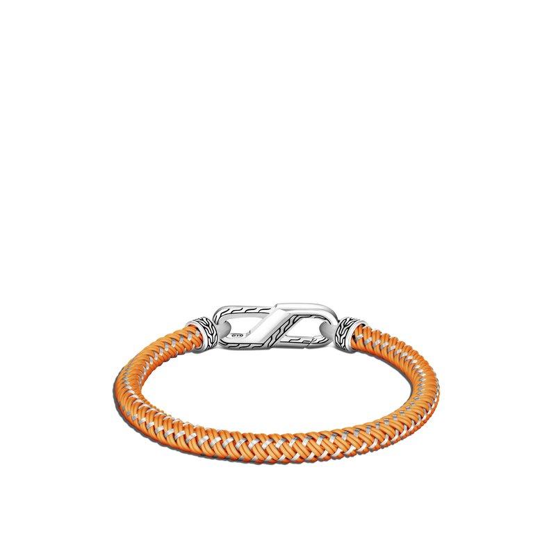John Hardy Bracelet Size Medium Wide 6mm