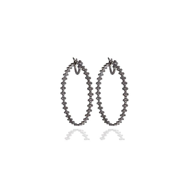 Carla Amorim Hoop Earrings