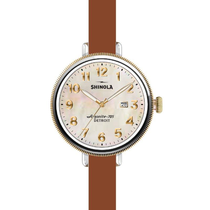 SHINOLA 38m Watch
