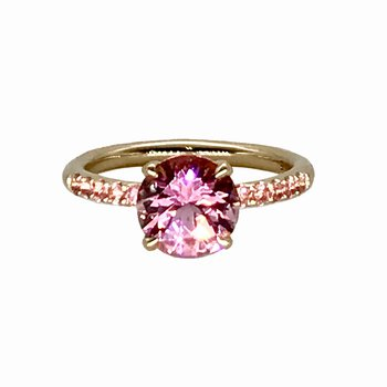 Solitarie Ring Size 6.5