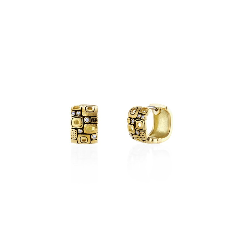 Alex Sepkus Huggie Earrings