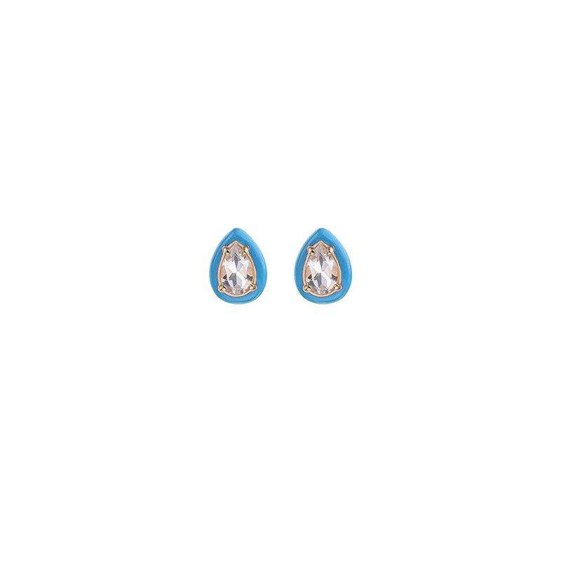 Bea Bongiasca Stud Earrings