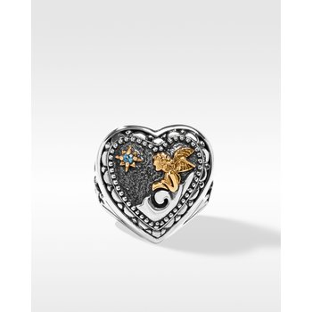 Heart Ring Size 7