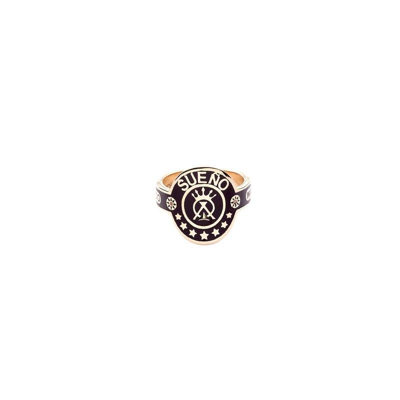 Foundrae Band Ring Size 7.0