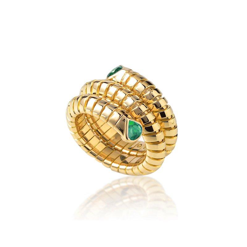 Marina B Coil Ring Size 7