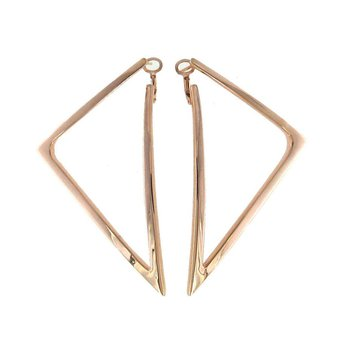Triagle Earrings