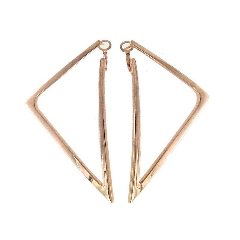 Roberto Coin Triagle Earrings