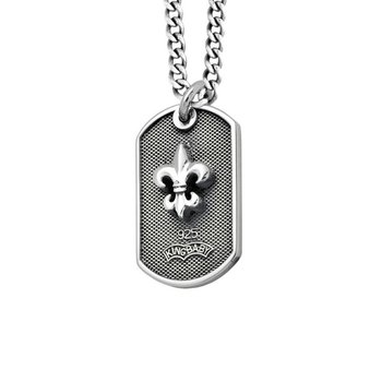 """DogTag Necklace 24"""""""" Length"""