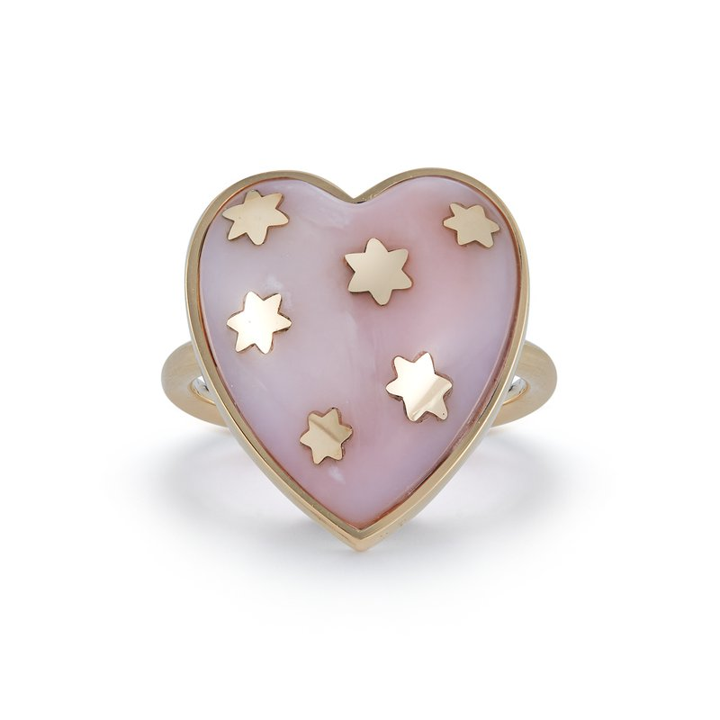 Storrow Jewelry Heart Ring Size 7