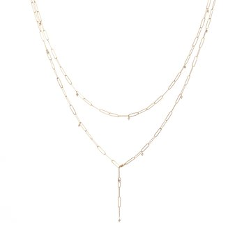 """Chain Necklace 18"""" Length"""