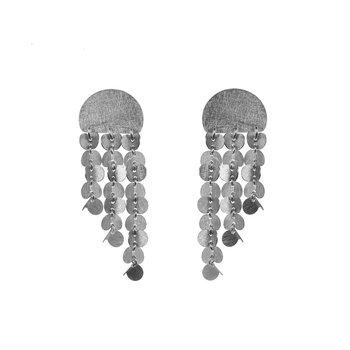 Drop Earrings Size 40mm
