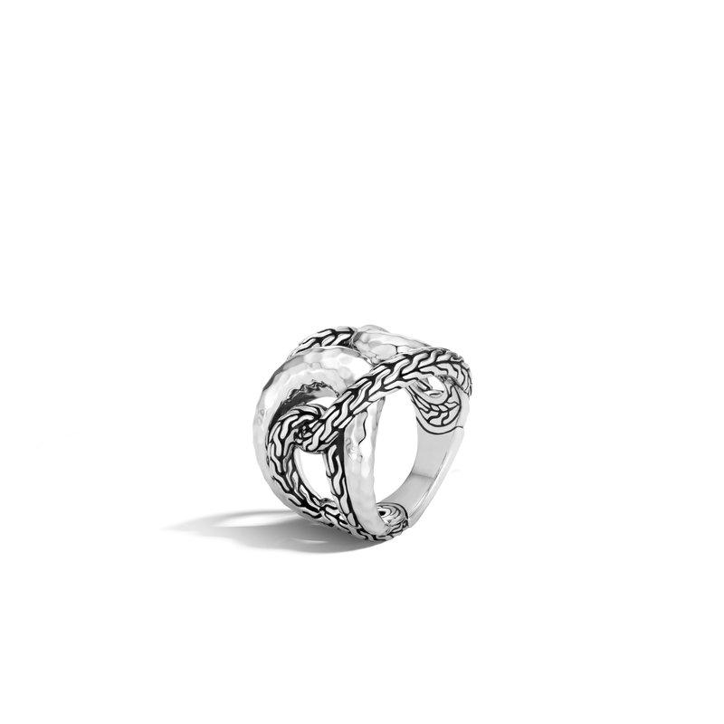 John Hardy Ring Size 8