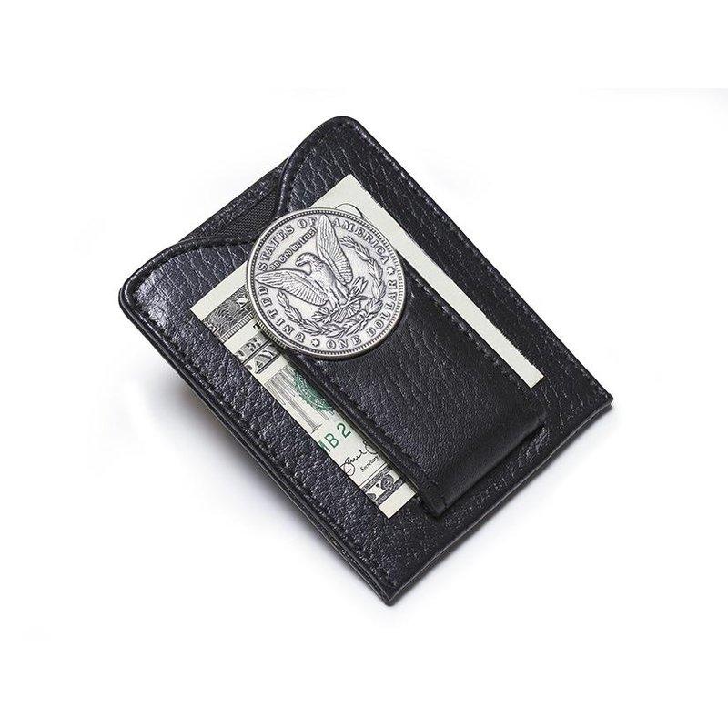 TOKENS & ICON Money Clip Wallet