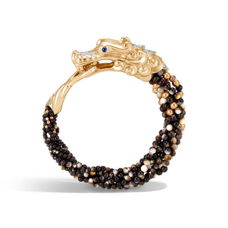 John Hardy Multi Row Bracelet