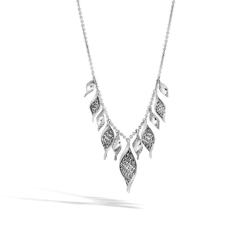 John Hardy Wave Necklace 16-18 Inches
