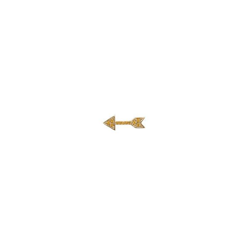 Robinson Pelham Single Arrow Stud Earring